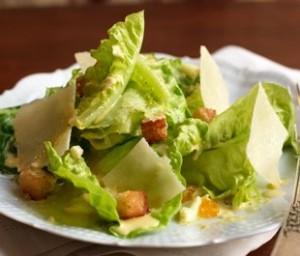 recette de cuisine crudité césar à la thaie