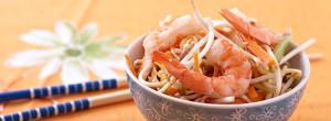 recette de poissons à base de crevettes chinoises